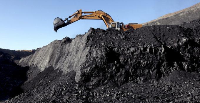 SouthGobi Coal Mine In Mongolia